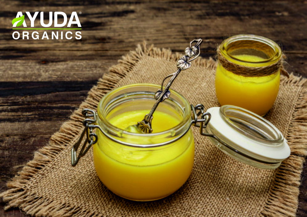 Benefits of Bilona Ghee over conventionally processed ghee